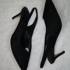 NEW Asos sling back shoes